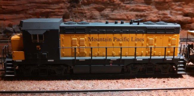 MPL 5 CF7 repaint
